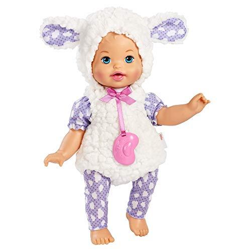Boneca com Mecanismo Little Mo Mommy Fantasia Fofinha Mattel