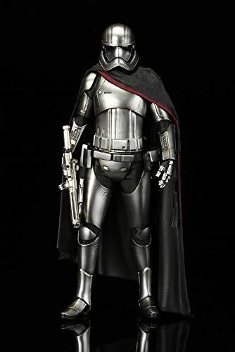 Kotobukiya Figura de capitán Phasma Artfx Plus KotSW108 de la película Star Wars Episodio 7:el Despertar de la Fuerza, 20cm, Escala 1:10, de la Marca