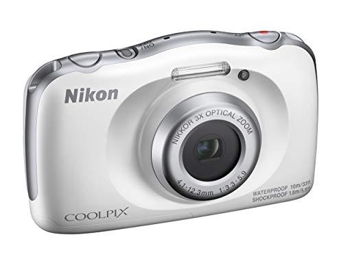 Nikon–Coolpix W150 Digitale Kompaktkamera 13,2Megapixel, 7,62cm (3Zoll) LCD-Display, Full-HD, Wasserdicht, Schock-, kälte- und staubbeständig -