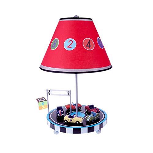 WZHZJ Luces de Noche Regulables for niños, lámparas de Mesa de Noche Hechas a Mano de lámpara de Mesa con lámpara for Dormitorio de niños
