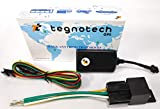 Tegnotech ET-300 Smaller Sleeker Than ST-901 SMS GPS GSM GPRS Real-Time Vehicle Tracking