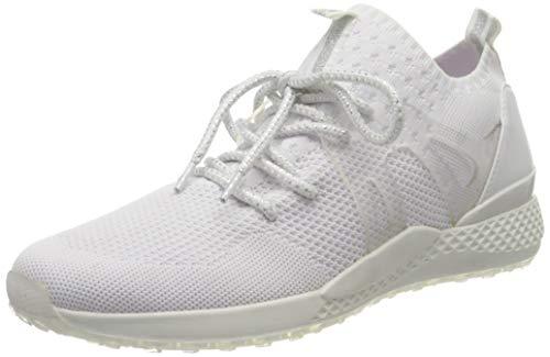 MARCO TOZZI Damen 2-2-23715-34 Sneaker, Weiß (White Comb 197), 38 EU
