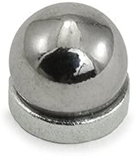 Steel Magnetic Monroe Labret Nose Ear Stud Ring 4mm Ball