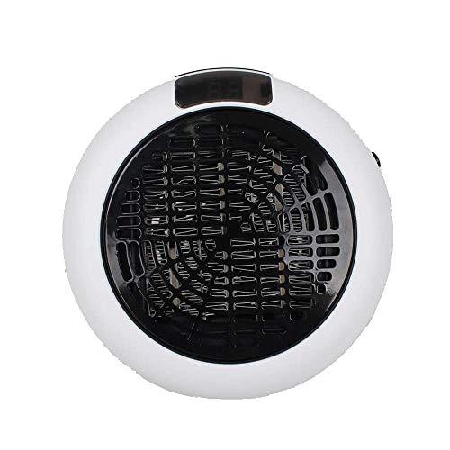 Plug and Play keramische handwarmer regelbaar oververhittingsbeveiliging kleine elektrische radiator geschikt voor keuken Home Office