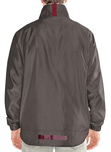 Washington Redskins NFL G-III Executive Full Zip Premium Men's Jacket