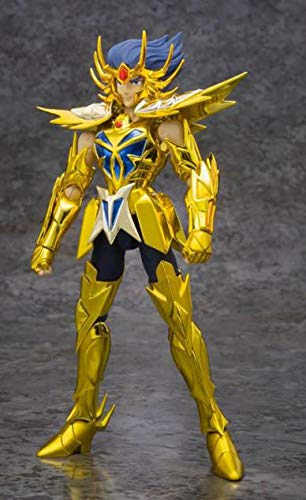 Figurine - Saint Seiya - Panoramation - Cancer Deathmask + Décor 10 cm