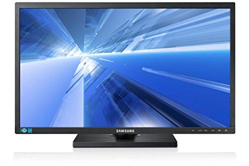 Samsung S22C450MW 55,8 cm (22 Zoll) Wide Screen TFT-Monitor (LED, DVI, D-Sub, 5ms Reaktionszeit) matt schwarz