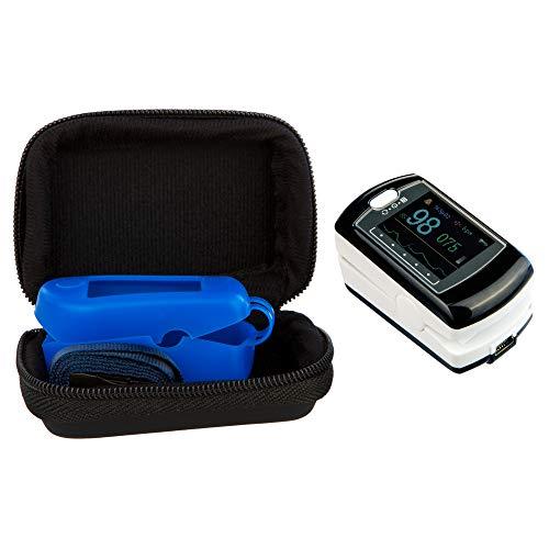 Fingerpulsoximeter CMS 50E mit 24 Std. Aufzeichnung