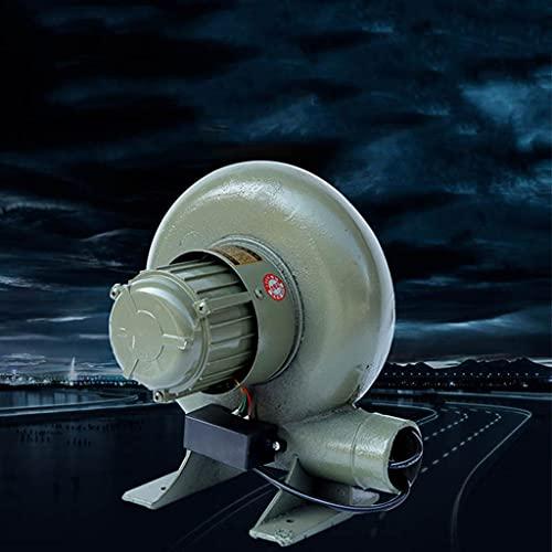 41lSQDjTX9S. SL500  - JXS Elektrische Gebläse mit 220V, Reiner Kupfermotor mit Geschwindigkeitsregler-Verbrennungsventilator, verwendet für den Innenkamin und den Grebcue-Handwerker im Freien,250W