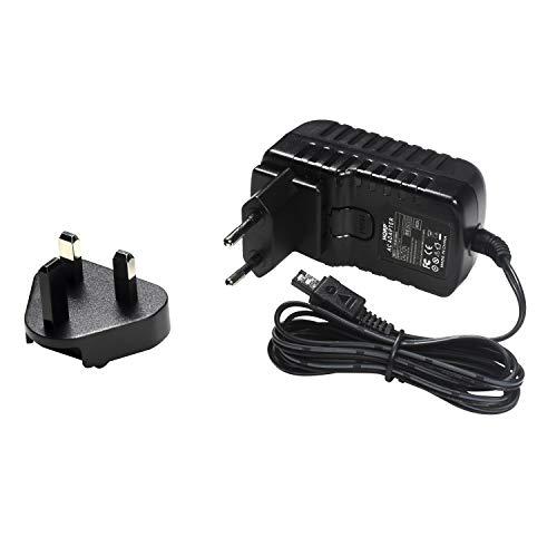 HQRP AC Cargador compatible con JVC Everio GZ-MG130, GZ-MG155, GZ-MG255 videocámara