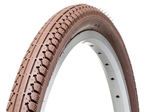 AMIGO Neumático exterior M-1400 26 x 1,75 (47-559) marrón oscuro