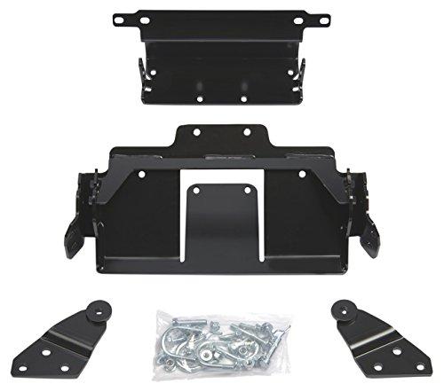 WARN 96990 Front Plow Mounting Kit, Fits: Kawasaki Mule SX, SX XC
