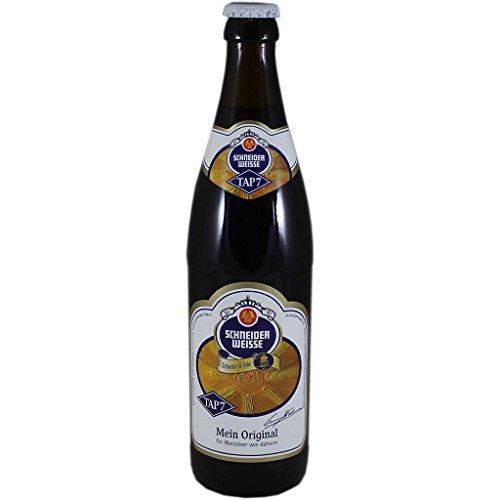 Schneider Weissbier Original 0,5l - Bier aus Bayern