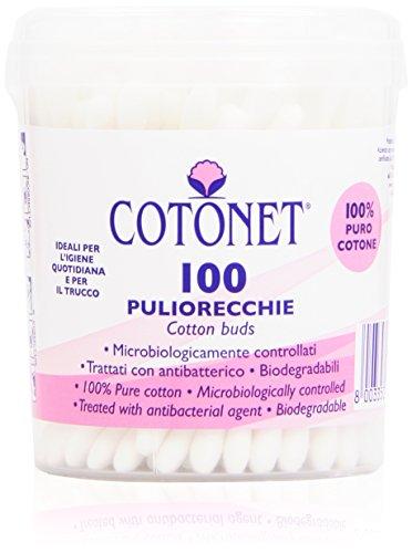 Cotonet – Bastoncillos 100% puro algodón – 100