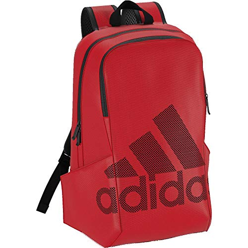 Adidas Training Mochila Tipo Casual 44 Centimeters 25 Rojo  Scarlet Black