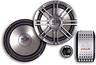 $114 » Polk Audio DB6501 6.5-Inch 2-Way Component System (Pair, Silver)
