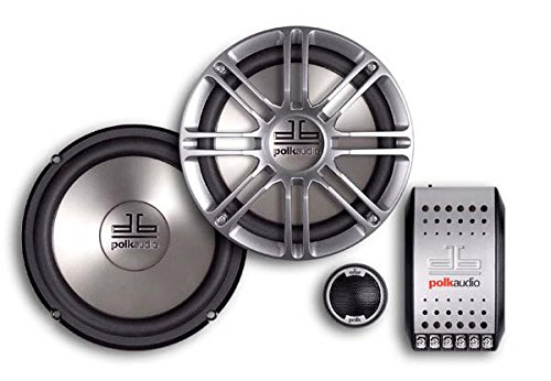 Polk Audio DB6501 6.5-Inch 2-Way Component System (Pair,...