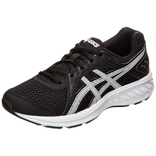 Asics Jolt 2 GS, Zapatillas de Running Unisex Adulto, Negro (Black/White 002), 40 EU