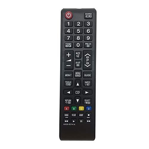 Nuovo Sostitutivo Samsung AA59-00741A Telecomando per Samsung Smart TV,Telecomando BN59-01175N per samsung TV Universale
