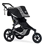 BOB Revolution Flex 3.0 Jogging Stroller, Lunar Black [Old Version]