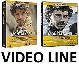Il Giovane Montalbano - Stagione 01-02 (2 Box 12 DVD)