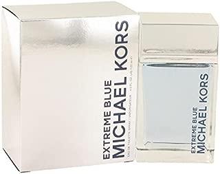Michael Kors Extreme Blue by Michael Kors Eau De Toilette Spray 4 oz for Men - 100% Authentic