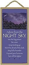 SJT ENTERPRISES, INC. Advice from The Night Sky - 5