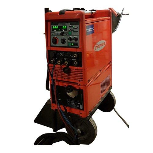 AES WM.0188 Fronius MagicWave 2600 AC/DC wassergekühltes WIG Paket, 260 A