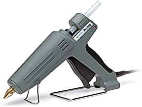 AdTech Industrial Strength Full Size High-Output Hot Melt Glue Gun – Professional Grade Hot Glue Gun for Carpentry, Repairs & Remodeling