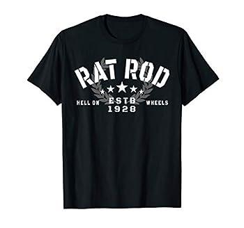 Vintage Rat Rod Clothing & Rat Rods Apparel - Rat Rod T-Shirt