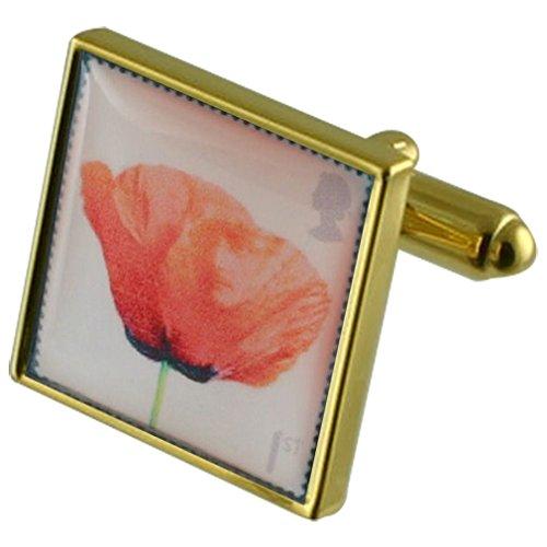 Select Gifts Coquelicot Manchette avec gravé souvenir