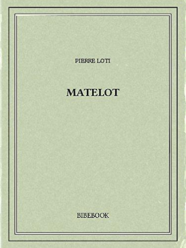 Couverture du livre Matelot