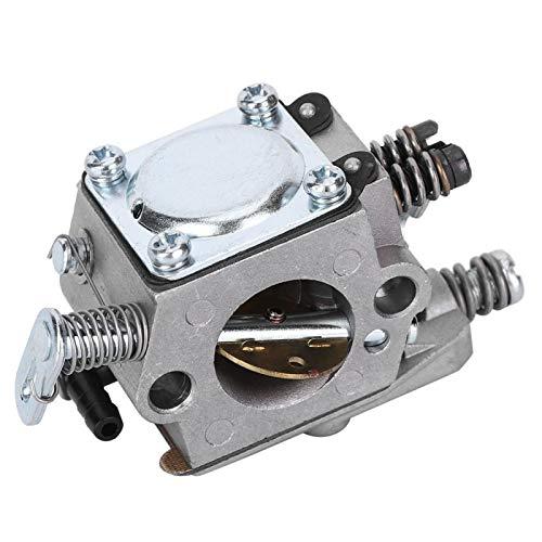 LANTRO JS - Kit de filtro de aire de encendedor de carburador, carburador para 017018 MS170 MS180
