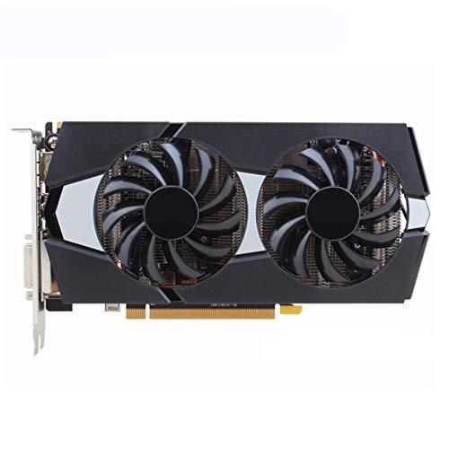 LBWNB Fit For Sapphire R9 270 2 GB Tarjetas de Video GPU AMD Radeon R9270 2GB 256 bits Tarjetas de gráficos de Escritorio PC Juego de computadora Tarjeta de Video