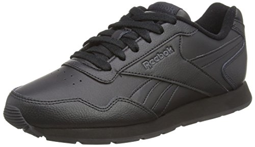 Reebok Glide, Scarpe da Fitness Donna, Nero (Black/DHG Solid Grey Royal 000), 37 EU