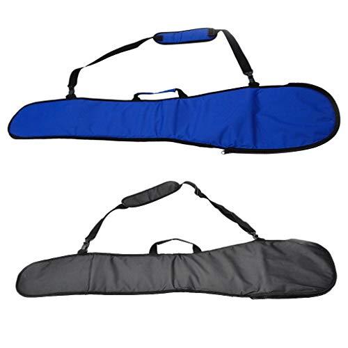 perfeclan 2 Pedazos Bolsa de Almacenaje con Asas para Kayak Paddle Remos Paletas Palas Canoe Barco Surf Sup