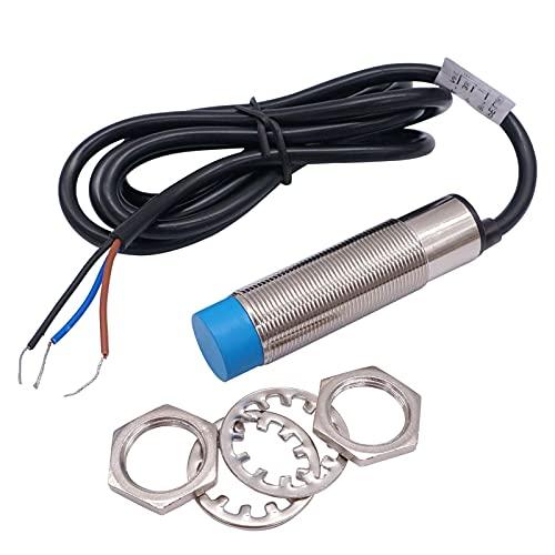 DXFFOK Interruptor del Sensor de proximidad del Interruptor del Sensor de 10 mm de 10 mm de 10 mm NPN NO DC 6-36V 30 0mA (Size : PNP NO)