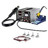 Stamos Soldering - S-LS-13 Basic - Estación de soldadura - SMD - 75 W - 3 x LED