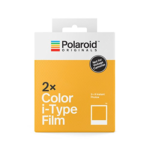 Polaroid Originals - i-Type couleur 16 films