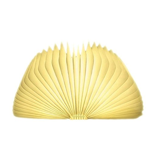 JBP Max Kronleuchter Light Shades Deckenlampe Creative DIY Custom Falt Buch Light Birthday Gift-8,Warmlight