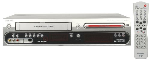 Why Should You Buy Magnavox MRV700VR DVD Recorder / VCR Combo