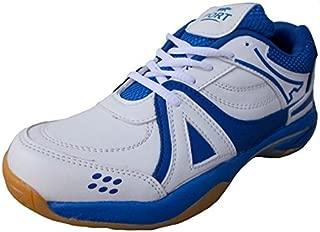 Port Men's Synthetic Badminton Shoes (Size: 9 IND/UK), from JURIS Bazaar