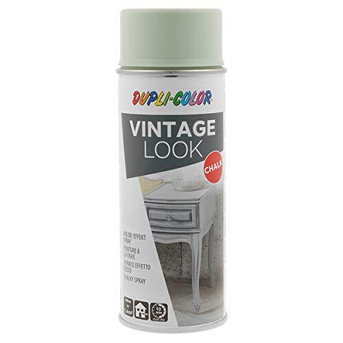 DUPLI-COLOR 466120 Vintage Look Mojave, 400 ml Kreideeffekt-Spray, grün