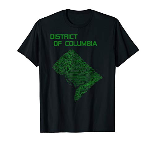 Unknown Elevations - Retro DC T-Shirt