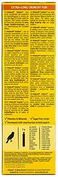 Vitakraft Kräcker Miel Sésame par 2 Friandises pour Canari - Lot de 4