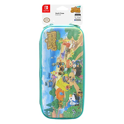 HORI Vault Case - Animal Crossing: New Horizons for Nintendo Switch andNintendo Switch Lite