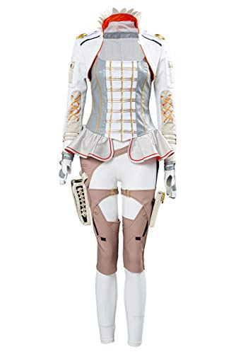 Bilicos Disfraz de Super Hroina Loba Outfit Halloween Carnaval Cosplay Mujer XXXL