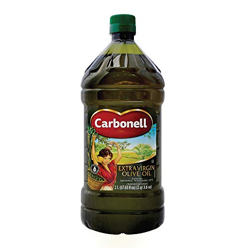 Carbonell - Extra Virgin Olive Oil - 67.63 Fluid Ounces (2 Liters)