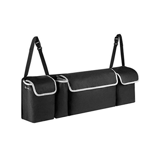 BCAuto Kofferraum-Tasche hängend fürs Auto | platzsparender Kofferraum-Organizer |...