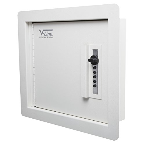 V-Line Quick Vault Wall Safe